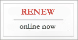 Renew Online Now