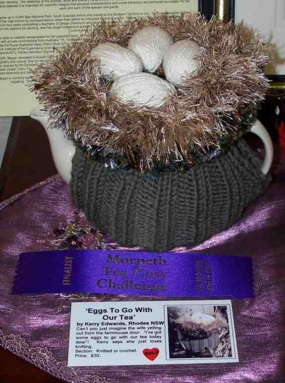 You are browsing images from the article: Morpeth Tea Cosy Challenge 2009