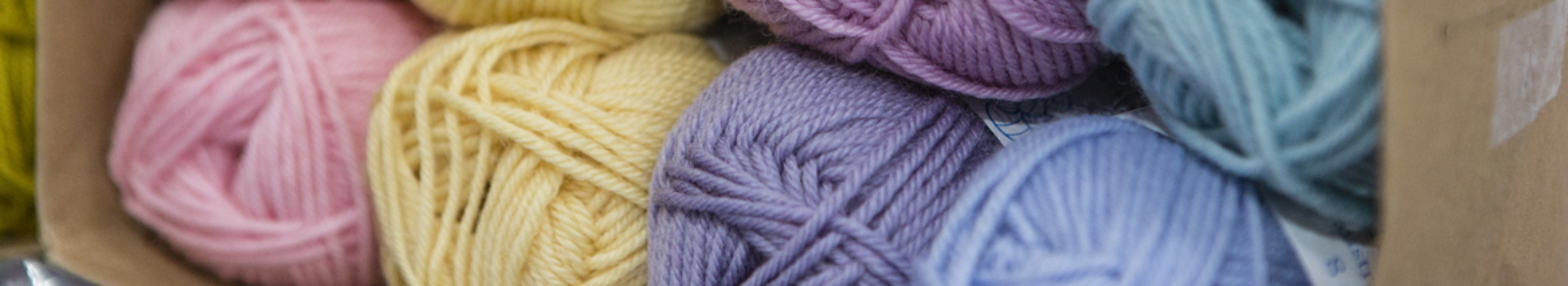 Charity Knitting Information